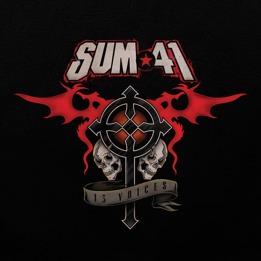 Sum 41 13 Voices cover 2016