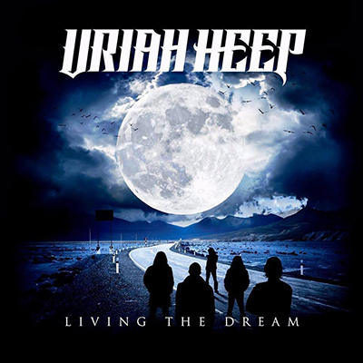 Uriah Heep Living The Dream 2018