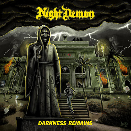 night demon darkness remains cover