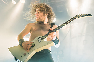 airbourne metalcircus