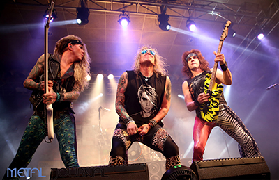 steel panther santana27 metal journal