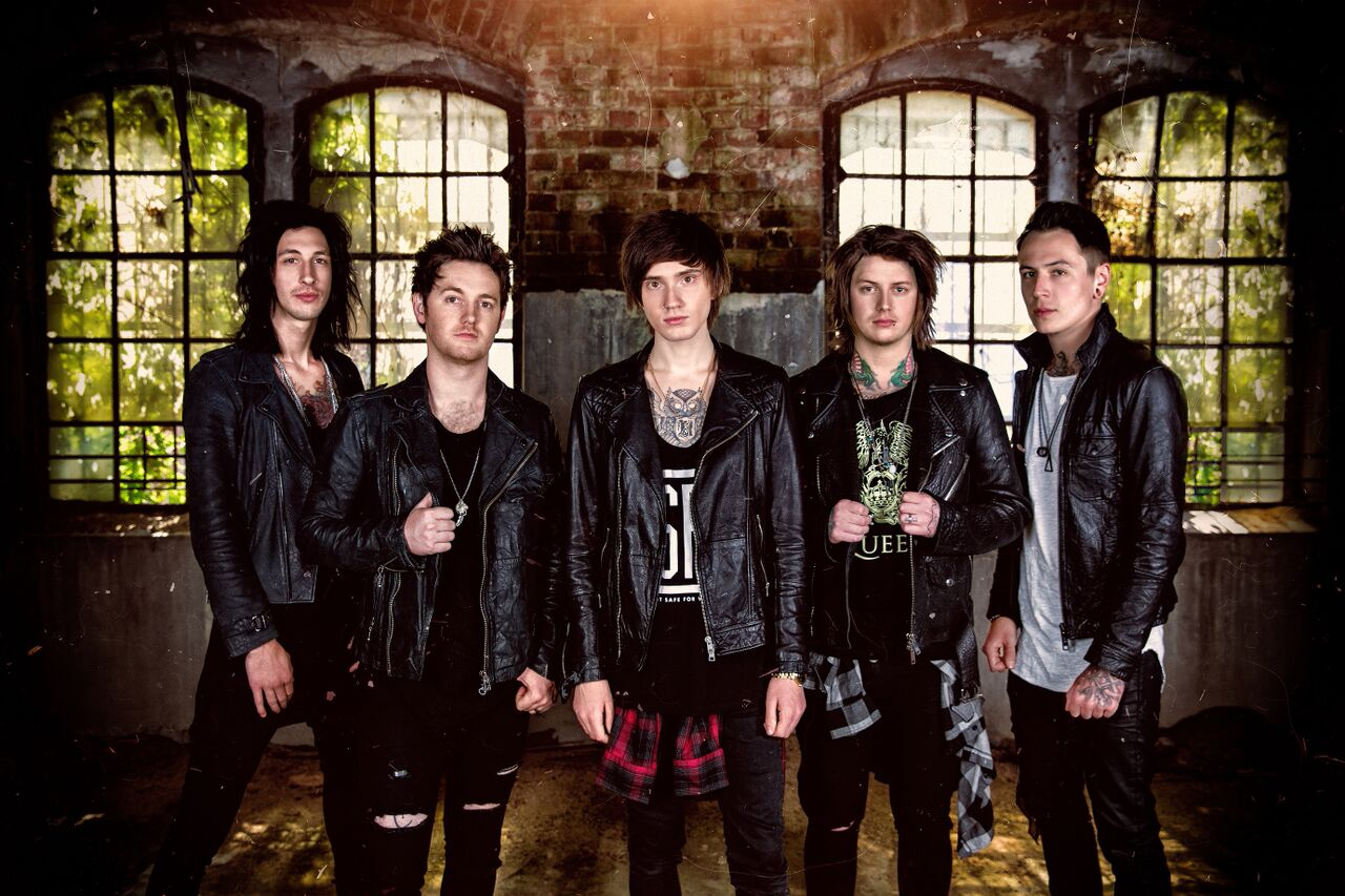 Asking Alexandria band 2017