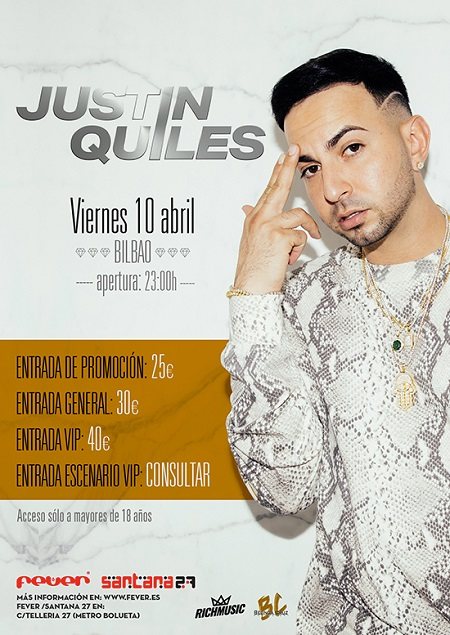 justin quiles