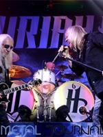 Uriah Heep + Alma Culter