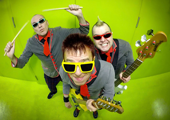 the toy dolls band