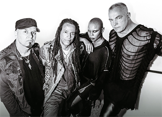 Skunk Anansie band